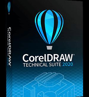 CorelDRAW Technical Suite 2020 - Box